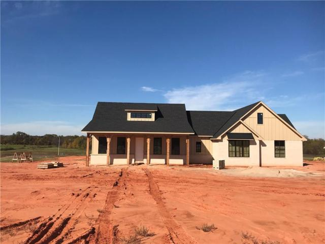 897 Wild Rye Court, Blanchard, OK 73010 (MLS #836159) :: Meraki Real Estate