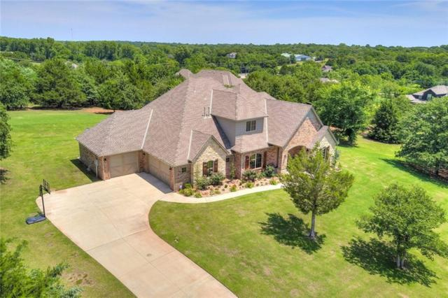 5509 Chateau Lane, Edmond, OK 73034 (MLS #836387) :: Homestead & Co