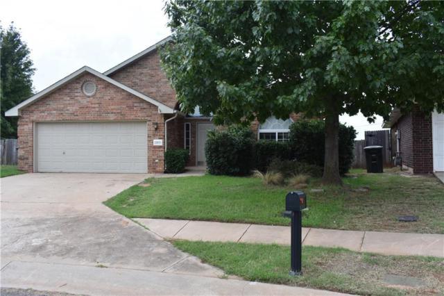21855 Homesteaders Place, Edmond, OK 73003 (MLS #836426) :: Wyatt Poindexter Group