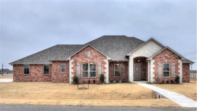 12116 Sequro Lane, Oklahoma City, OK 73173 (MLS #836532) :: Homestead & Co