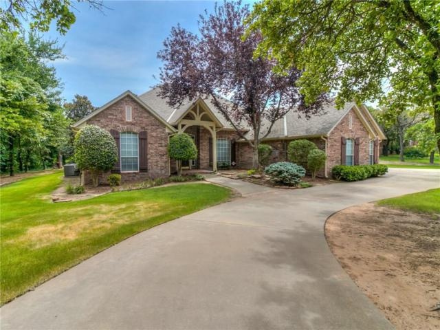 10029 Forest Glade Drive, Oklahoma City, OK 73151 (MLS #836582) :: Wyatt Poindexter Group