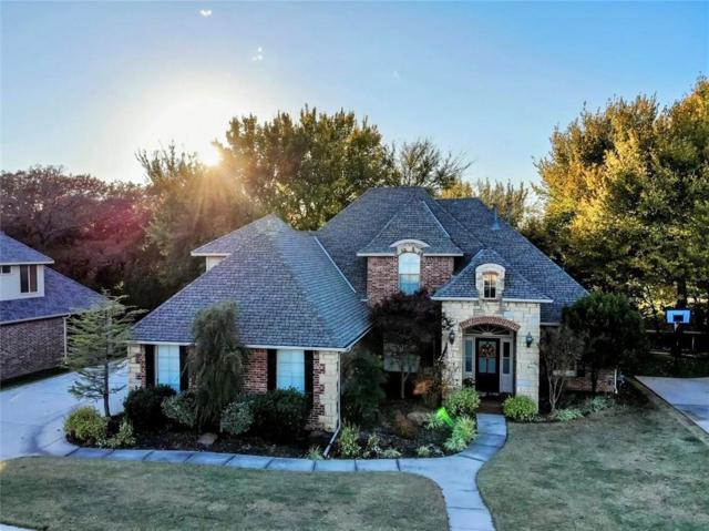 4401 Native Dancer, Edmond, OK 73025 (MLS #836673) :: UB Home Team