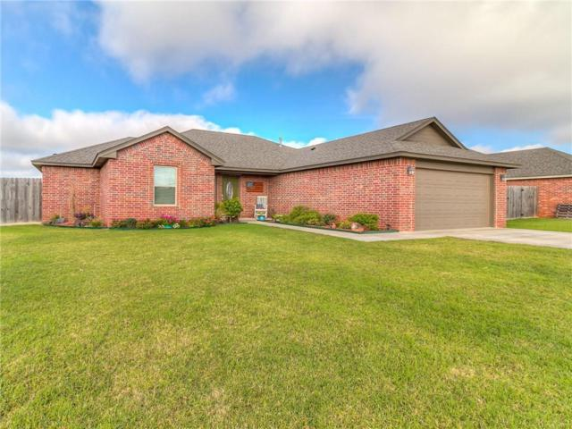 507 Willow, Elk City, OK 73644 (MLS #836703) :: Erhardt Group at Keller Williams Mulinix OKC