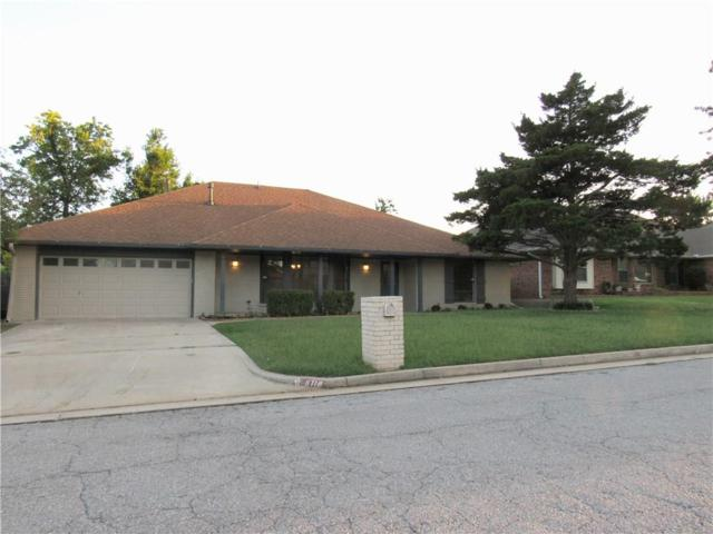 8116 NW 82nd Street, Oklahoma City, OK 73132 (MLS #837006) :: Wyatt Poindexter Group