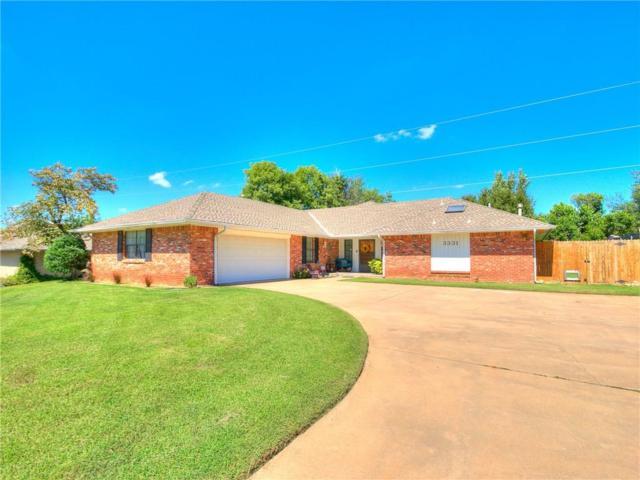 3331 Willow Brook Road, Oklahoma City, OK 73120 (MLS #837015) :: Wyatt Poindexter Group