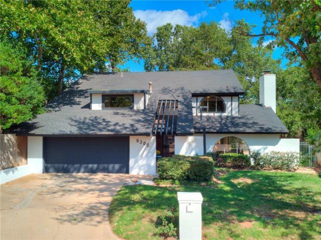 6305 Connaught, Oklahoma City, OK 73132 (MLS #837358) :: KING Real Estate Group