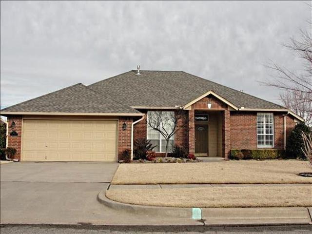 3621 Crail, Norman, OK 73072 (MLS #837448) :: Meraki Real Estate