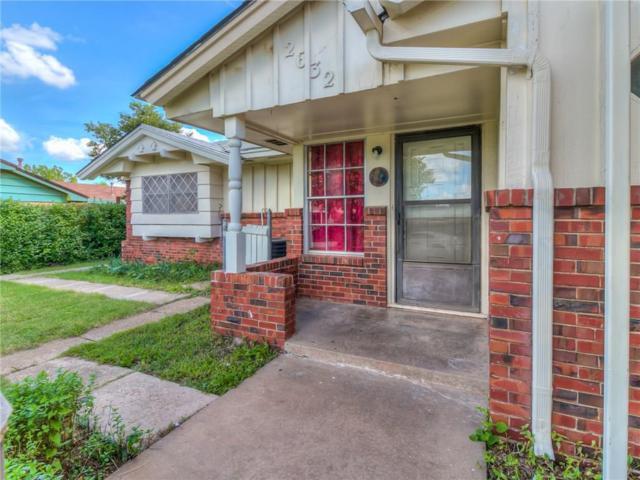 2632 SW 65th Street, Oklahoma City, OK 73159 (MLS #837543) :: Erhardt Group at Keller Williams Mulinix OKC