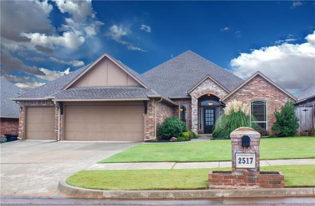 2517 SE 12th Street, Moore, OK 73160 (MLS #837546) :: Meraki Real Estate