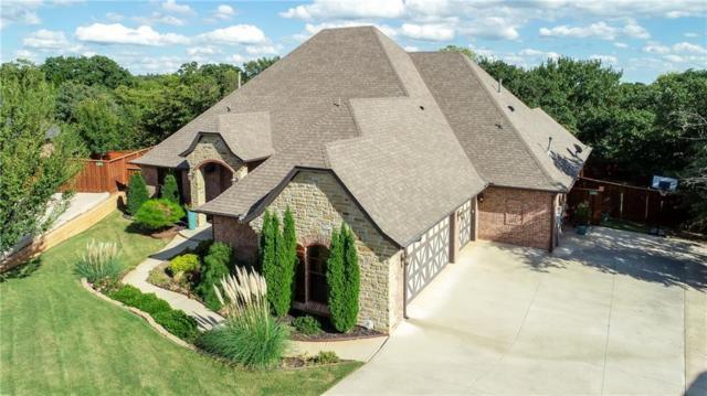 4108 High Range Lane, Edmond, OK 73034 (MLS #837621) :: KING Real Estate Group