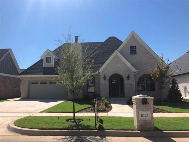 8424 Nw 135th Terrace, Oklahoma City, OK 73142 (MLS #837666) :: UB Home Team