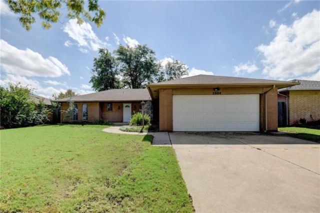 2604 SW 90th Place, Oklahoma City, OK 73159 (MLS #837720) :: Homestead & Co