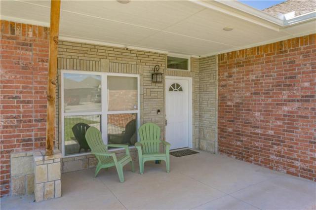 1325 Ridgeway Drive, Moore, OK 73160 (MLS #837837) :: Erhardt Group at Keller Williams Mulinix OKC
