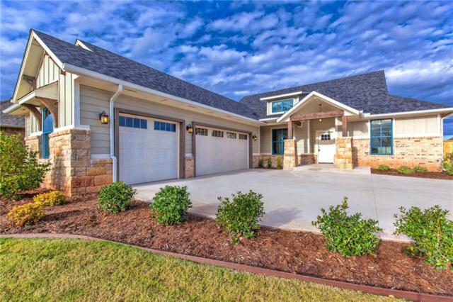 8425 Nw 135th Terr, Oklahoma City, OK 73142 (MLS #838005) :: Homestead & Co