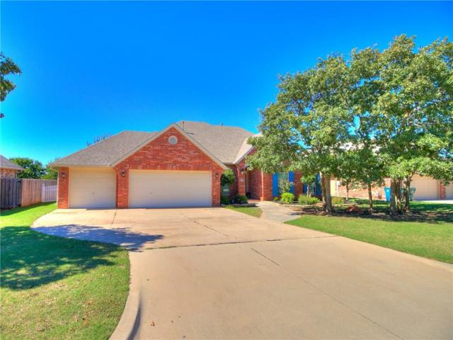 387 Windsor Road, Midwest City, OK 73130 (MLS #838044) :: KING Real Estate Group
