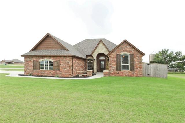 619 Joshua Drive, Tuttle, OK 73089 (MLS #838060) :: KING Real Estate Group