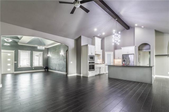 17513 Braken Drive, Edmond, OK 73012 (MLS #838300) :: Homestead & Co