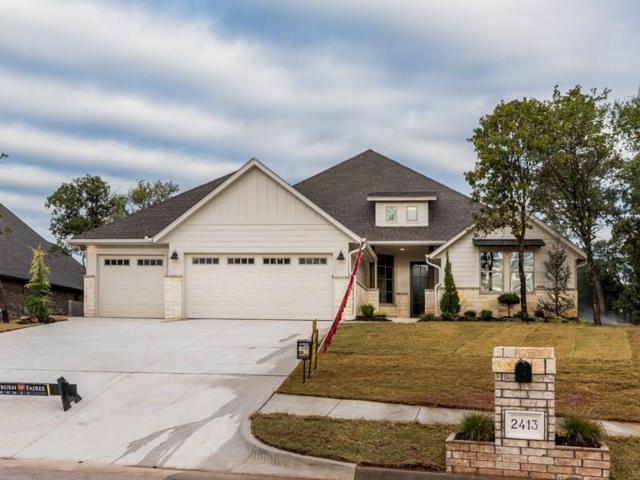 2413 Rumble Lane, Edmond, OK 73034 (MLS #838855) :: KING Real Estate Group