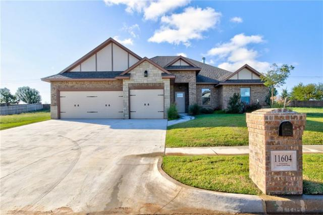 11604 NW 109th Street, Yukon, OK 73099 (MLS #839281) :: KING Real Estate Group