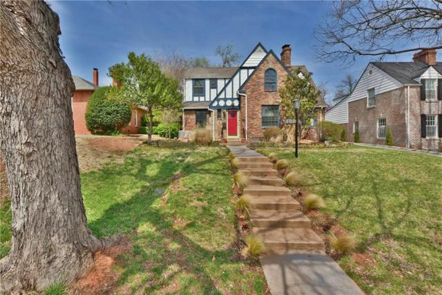 701 NW 40th Street, Oklahoma City, OK 73118 (MLS #839438) :: KING Real Estate Group