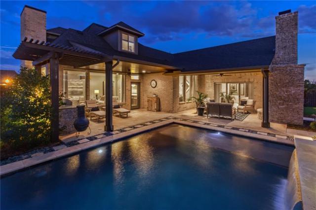 16829 Little Leaf Lane, Edmond, OK 73012 (MLS #839835) :: Meraki Real Estate
