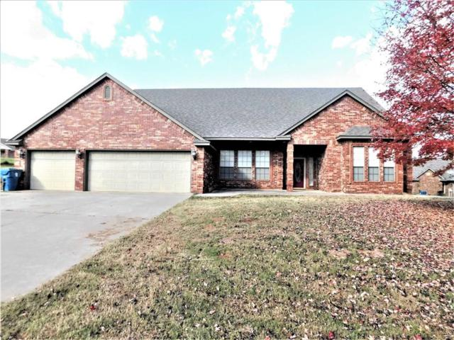 3083 SW 21st Street, Newcastle, OK 73065 (MLS #841232) :: KING Real Estate Group