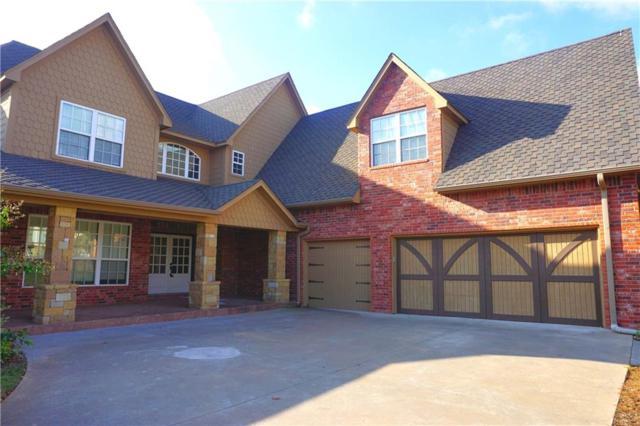 7836 NW 131st Street, Oklahoma City, OK 73142 (MLS #841290) :: Homestead & Co