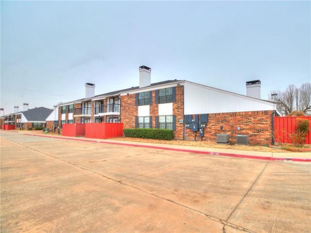 3003 River Oaks Drive #221, Norman, OK 73072 (MLS #841333) :: KING Real Estate Group