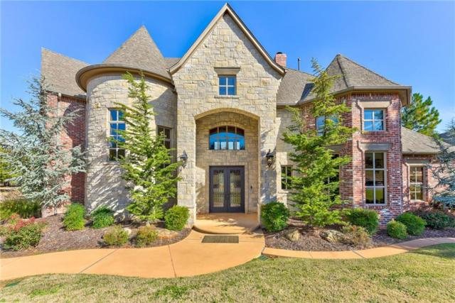 1108 Shadow Wood Drive, Edmond, OK 73034 (MLS #841448) :: Homestead & Co