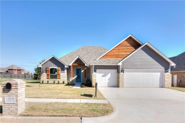 11413 NW 109, Yukon, OK 73099 (MLS #841527) :: Meraki Real Estate