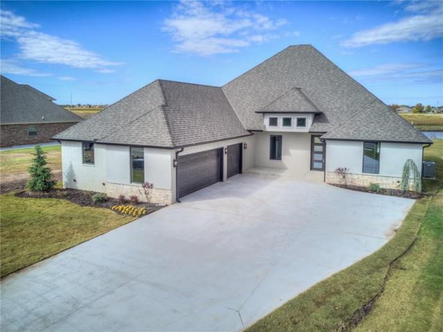 1909 Lago Drive, Moore, OK 73160 (MLS #841787) :: KING Real Estate Group