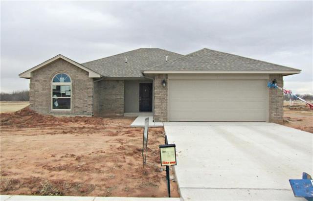 914 Brookhollow Drive, Chickasha, OK 73018 (MLS #841806) :: KING Real Estate Group