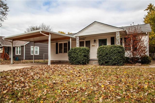 625 Kansas, Norman, OK 73069 (MLS #841949) :: Homestead & Co