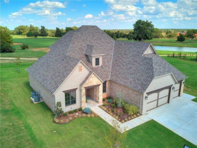 233 St. Claire, Edmond, OK 73025 (MLS #842208) :: KING Real Estate Group