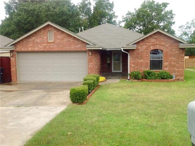 707 N Monroe, Blanchard, OK 73010 (MLS #842211) :: Meraki Real Estate
