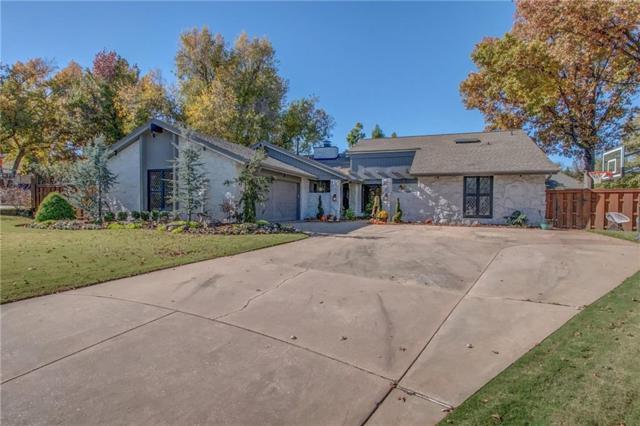 1304 Oak Tree, Edmond, OK 73025 (MLS #842293) :: Homestead & Co