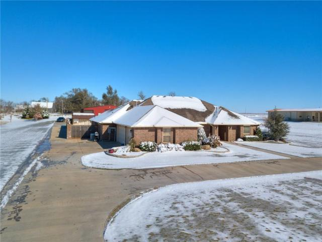 3607 W Country Club, Elk City, OK 73644 (MLS #842313) :: Erhardt Group at Keller Williams Mulinix OKC