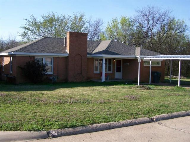 1416 Denson Drive, Pauls Valley, OK 73075 (MLS #842340) :: Erhardt Group at Keller Williams Mulinix OKC
