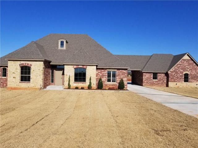 2270 Barrington Place Drive, Blanchard, OK 73010 (MLS #842407) :: KING Real Estate Group