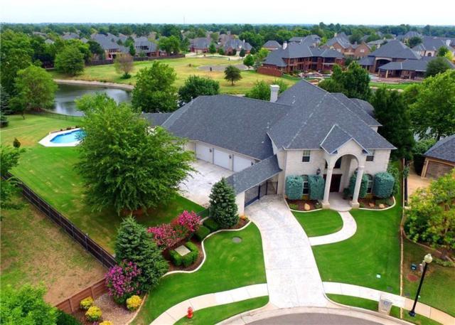 12900 Anduin Avenue, Oklahoma City, OK 73170 (MLS #842437) :: UB Home Team