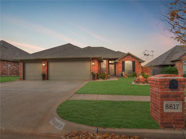 8817 NW 113th Street, Oklahoma City, OK 73162 (MLS #842633) :: Homestead & Co