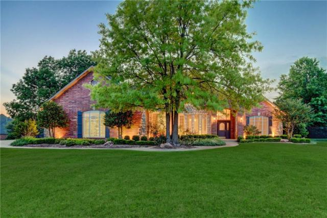 2011 Silver Crest Drive, Edmond, OK 73025 (MLS #842858) :: KING Real Estate Group