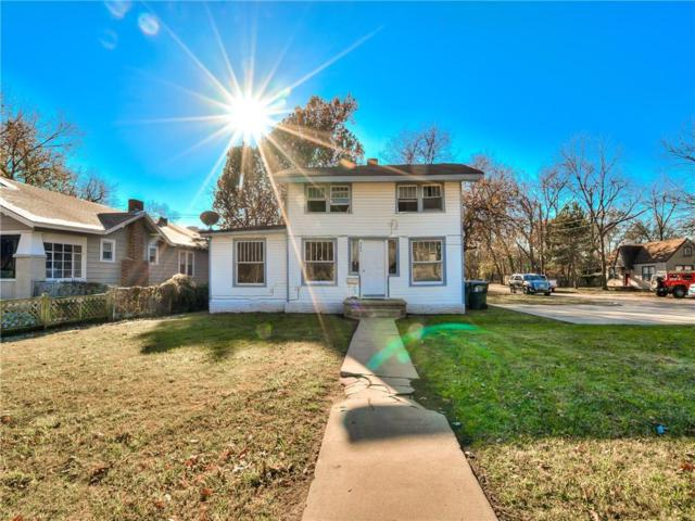 904 Miller Ave, Norman, OK 73069 (MLS #843073) :: Homestead & Co