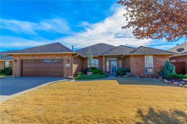 8208 NW 70, Oklahoma City, OK 73132 (MLS #843525) :: KING Real Estate Group