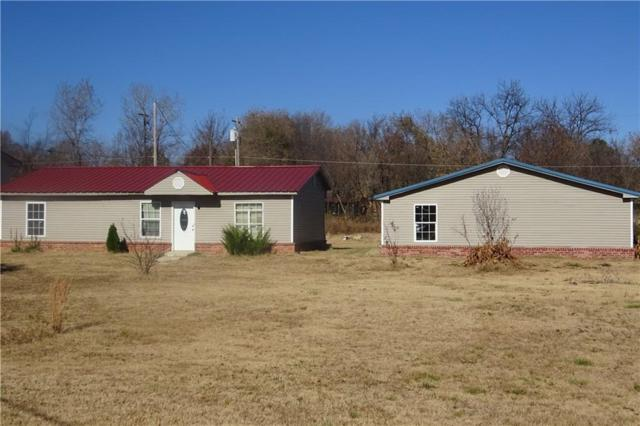 36401 Us Highway 270B, Wewoka, OK 74884 (MLS #843667) :: KING Real Estate Group