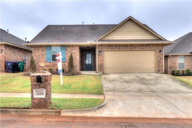 7224 NW 146th, Oklahoma City, OK 73142 (MLS #843836) :: Homestead & Co