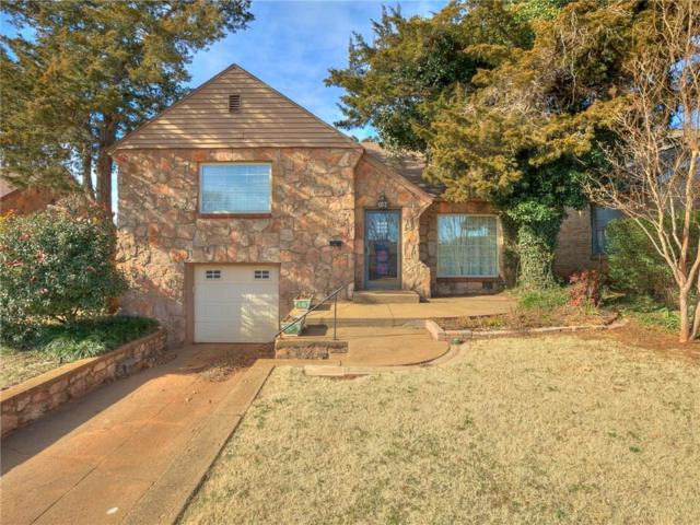 617 N 6th, Weatherford, OK 73096 (MLS #844191) :: Homestead & Co