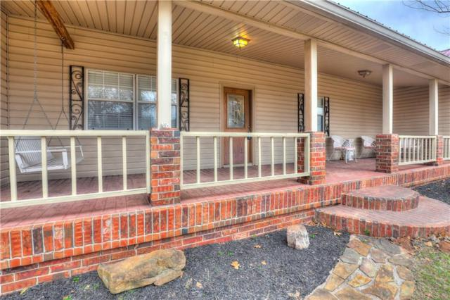 2224 S Henney Road, Choctaw, OK 73020 (MLS #844459) :: KING Real Estate Group
