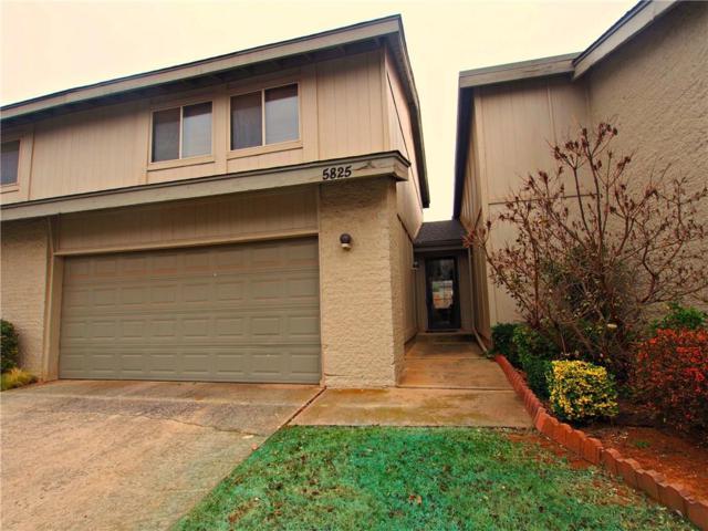 5825 Hefner Village Circle, Oklahoma City, OK 73162 (MLS #844685) :: KING Real Estate Group