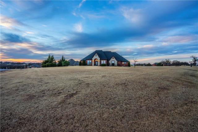 2191 Sandpiper Drive, Blanchard, OK 73010 (MLS #844877) :: KING Real Estate Group